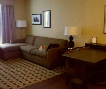 Embasy Suites Columbus Airport