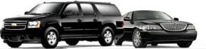 suburban SUV limo and Town Car sedan service to Columbus airport